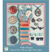 Djeco Beads and Birds Jewelry Making Kit