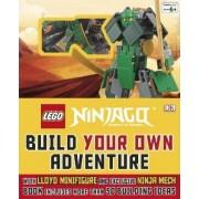 LEGO (R) NINJAGO (R) Build Your Own Adventure by DK