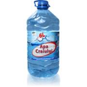 Apa Minerala Naturala Necarbogazificata (Plata) Apa Craiului 6L