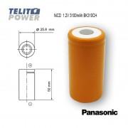 NiMH C 1.2V 3100mAh BK310CH Panasonic