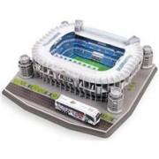 Puzzle 3D NANOSTAD Stadion Real Madrid Santiago Bernabeu