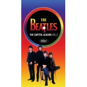 The Capitol Albums 2 the Beatles album box rock