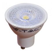 LED lámpa , 12V DC , MR11 foglalat , 2 Watt , természetes fehér