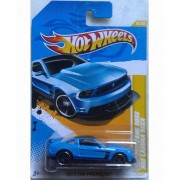 Mustang Boss 2012 302 Laguna seca HW PREMIERE de Hot Wheels