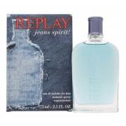 Replay - jeans spirit for him - eau de toilette 75 ml vapo