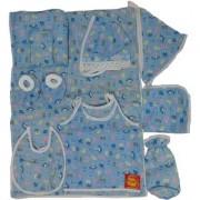Love Baby 9 Pcs Bag - 505 Blue