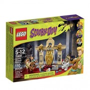 LEGO Scooby-Doo Mummy Museum Mystery Building Kit (75900)