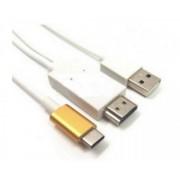 FAST ASIA Kabl USB 3.1 tip C - HDMI + USB za Samsung S8