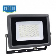 LED reflektor 50 W Crni