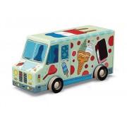Crocodile Creek Puzzle Ciężarówka z lodami - puzzle dla dzieci 4 lata+, 48 el.