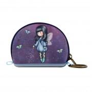 Aprópénztárca kulcstartó karikával - Gorjuss - Bubble Fairy