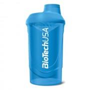 Biotech USA Keverőpalack Wave - 600 ml - kék