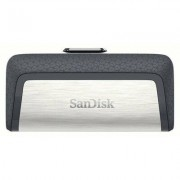 SanDisk Pendrive SANDISK Ultra Dual Drive USB type-C 128GB SDDDC2-128G-G46