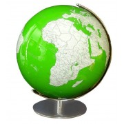 Columbus S723485 Columbus Artline grün Globus mit Swarovski Zirkonia Durchmesser 34cm ...