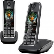 C530 DUO  sans fil avec mains libres et qualité sonore HSP