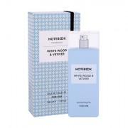 Notebook Fragrances White Wood & Vetiver eau de toilette 100 ml uomo