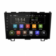 Navigatie Gps Android Honda CRV 2006 - 2011 2GB RAM + 16GB ROM Display 9 Internet 4G Aplicatii Waze Wi Fi Usb Bluetooth Mirrorlink