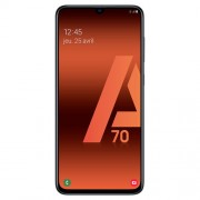 Samsung Galaxy A70 DS, черен