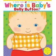 Where Is Baby's Belly Button', Hardcover/Karen Katz
