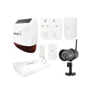 Smart home set - SH160 + CCTV + Power kit