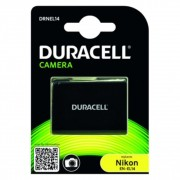 Duracell DRNEL14 Acumulator replace Li-Ion tip Nikon EN-EL14a, 1100mAh - Duracell DRNEL14 - Acumulator replace Li-Ion tip Nikon EN-EL14a, 1100mAh