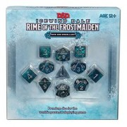 Wizards of the Coast Dungeons & Dragons: Icewind Dale - Rime of the Frostmaiden (Dice & Miscellany)