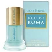 Laura biagiotti blu di roma eau de toilette spray 25 ml
