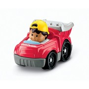 Fisher-Price Little People Wheelies Dump Truck