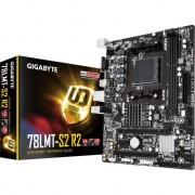 Placa de baza Gigabyte 78LMT-S2 R2, Socket AM3+, DDR3,Micro-ATX
