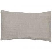 Miliboo Coussin en coton lavé lin 30 x 50 cm YAM