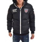 DeeLuxe Desteron Jacket Black XXL