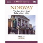 Video Delta Norway - The Peer Gynt Road - A musical journey - DVD