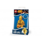 LGL-KE18 Breloc cu lanterna LEGO C-3PO