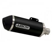 Arrow 53519ANN - Terminale Scarico Arrow Urban Alluminio Dark Honda PCX 125 / PCX 150