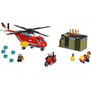 LEGO - UNITATEA DE INTERVENTIE DE POMPIERI (60108)