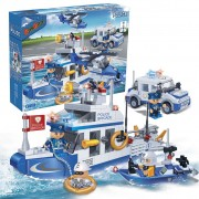 BanBao Coast Guard Police 8342