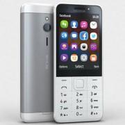 Nokia 230 Refurbished Mobile Phone (Six Months Seller Warranty)