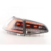 FK-Automotive fanale posteriore a LED per VW Golf 7 anno di cost. da 2012 nero