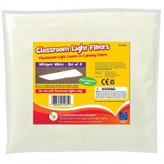 Educational Insights Classroom Light Filters Whisper White Pack of 4