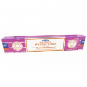 Nag Champa wierook Mystic Yoga 15 gram - Action products