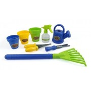 Little Gardeners 8 Piece Gardening Tool Set for Kids