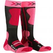 X-Bionic X-Socks SKI JUNIOR pink