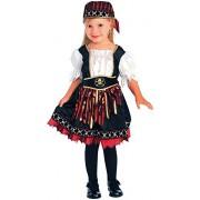 Forum Novelties Lil Pirate Cutie Child Costume, Toddler