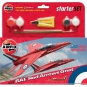 Kit constructie Avion RAF Red Arrows Gnat
