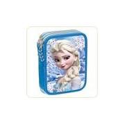 Penar triplu echipat Disney Frozen Colectia Heart 21 x 13 x 5 cm