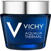 Vichy Aqualia Thermal Spa tratamiento de noche hidratante intenso contra signos de cansancio 75 ml