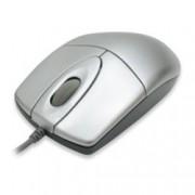 Мишка A4Tech OP-620D, сребриста, оптична (800dpi), USB
