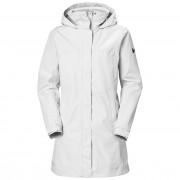 Helly Hansen Womens Aden Long Coat Rain Jacket White XL