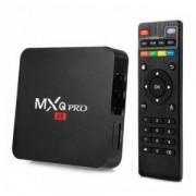 TVBox MXQ-PRO 4K - ANDROID 10.1 - 4GB + 64G Armazenamento