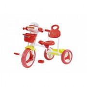 OH BABY Cycle Baby Tricycle WITH CYCLE COLOR Multi SE-TC-102